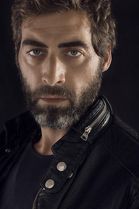Giovanni Cirfiera  Portrait