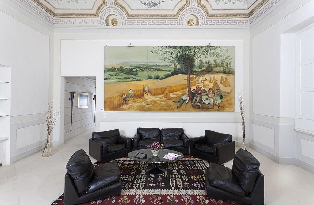 fotografia d'interni Gallipoli Palazzo Zacheo