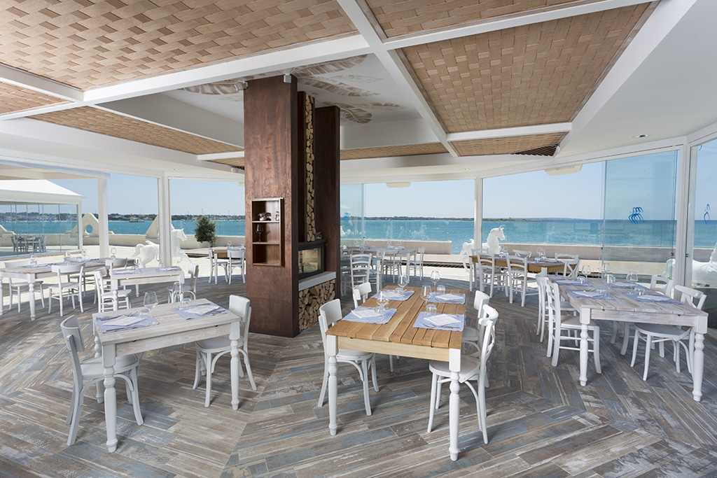 fotografia d'interni Isola Beach Porto Cesareo
