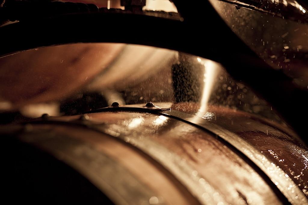 Fotografia industriale azienda vinicolaconti zecca