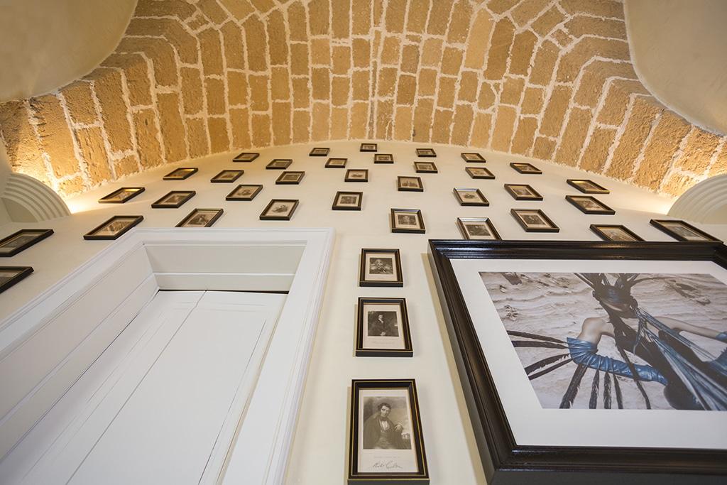 fotografia d'interni palazzo presta