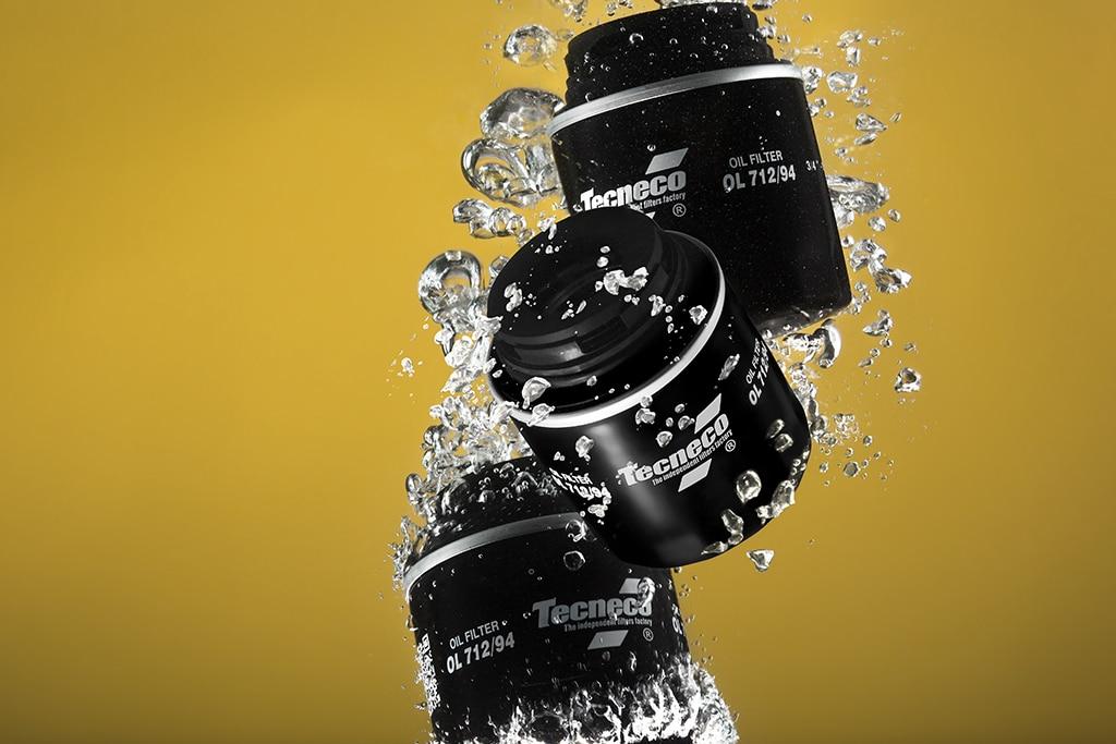 still life filtri olio motore Tecneco filters