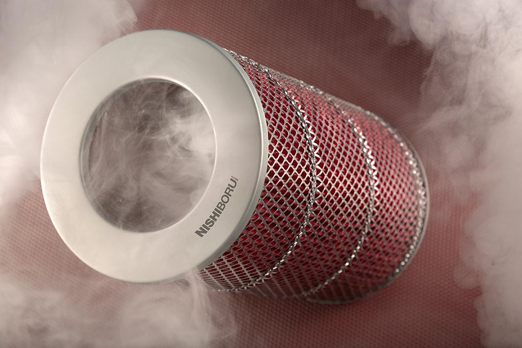 Still life filtri aria motore tecneco filters