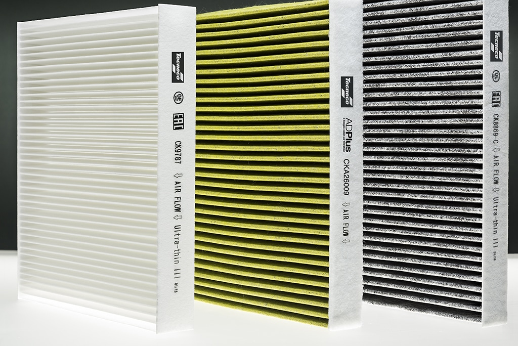 Still life filtri aria abitacolo tecneco filters
